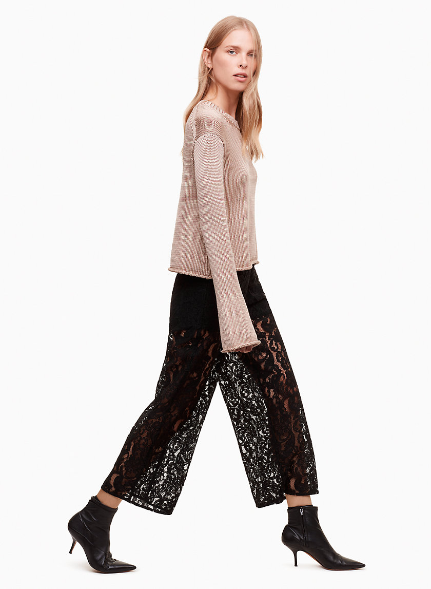 Little Moon STONECROP PANT | Aritzia