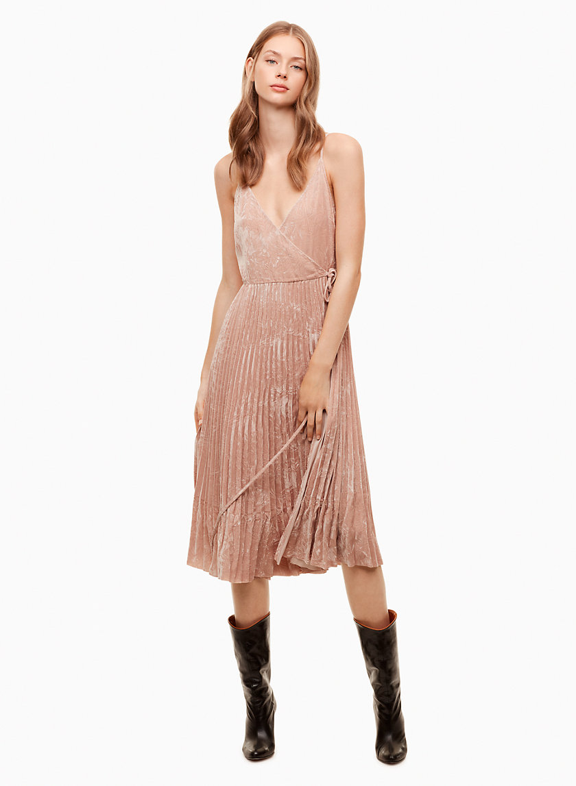 Le Fou Wilfred TOEDA DRESS | Aritzia