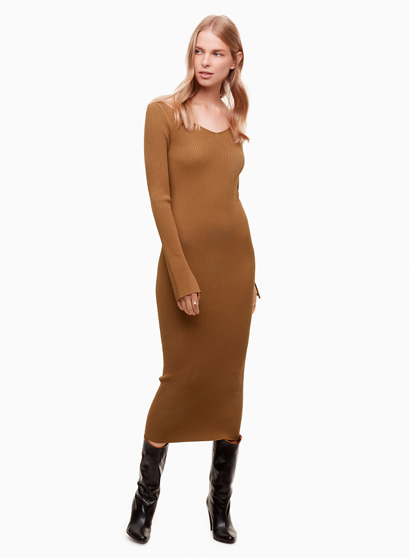 Le Fou Wilfred CHARAMILLON DRESS | Aritzia