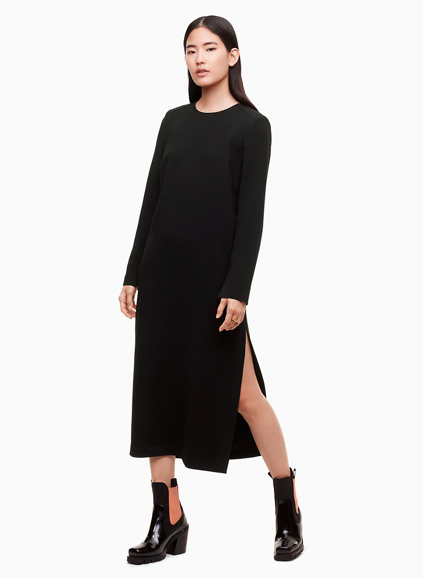 1-01 Babaton WILHELMINA DRESS | Aritzia