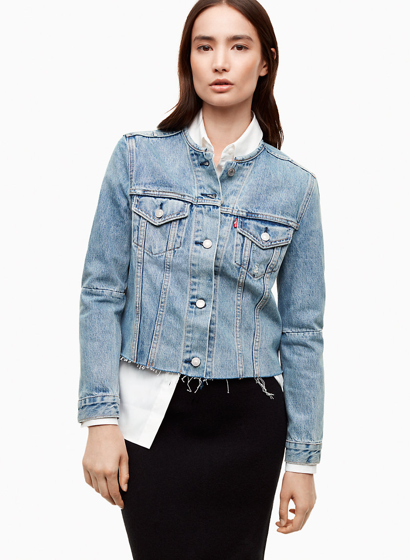 Levi's ALTERED TRUCKER BETTER | Aritzia