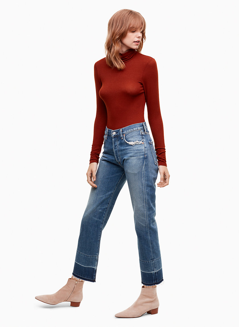 Citizens of Humanity CORA CROP FADE OUT | Aritzia