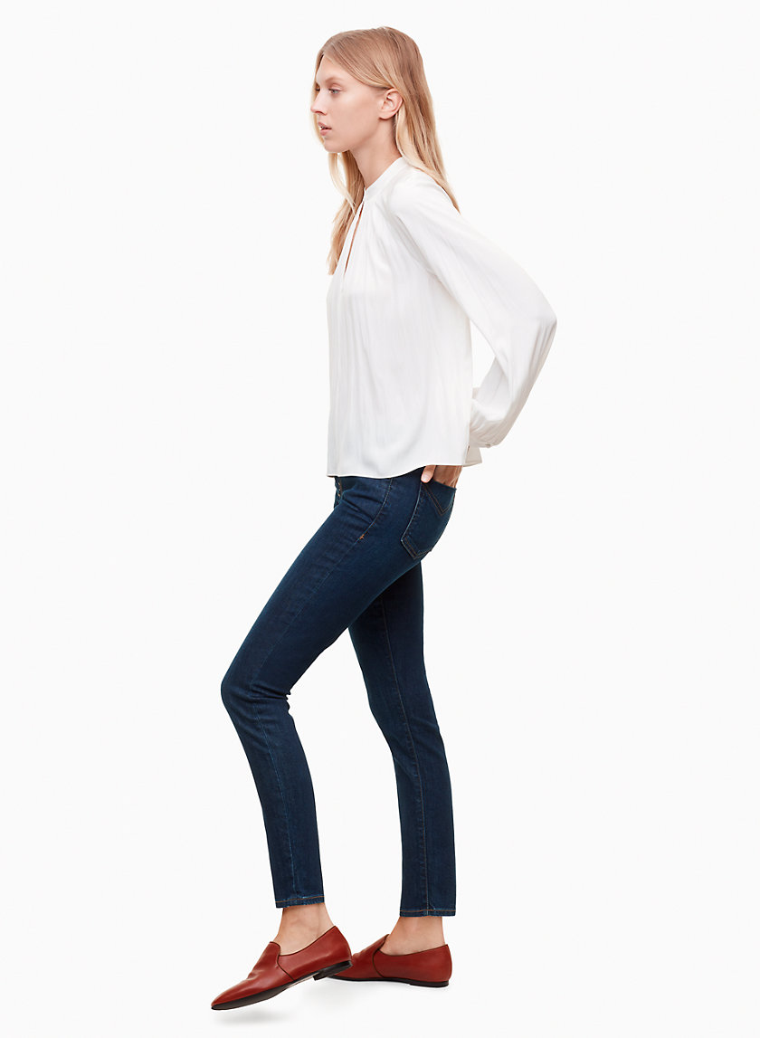 10Crosby DEVI DARK WASH | Aritzia