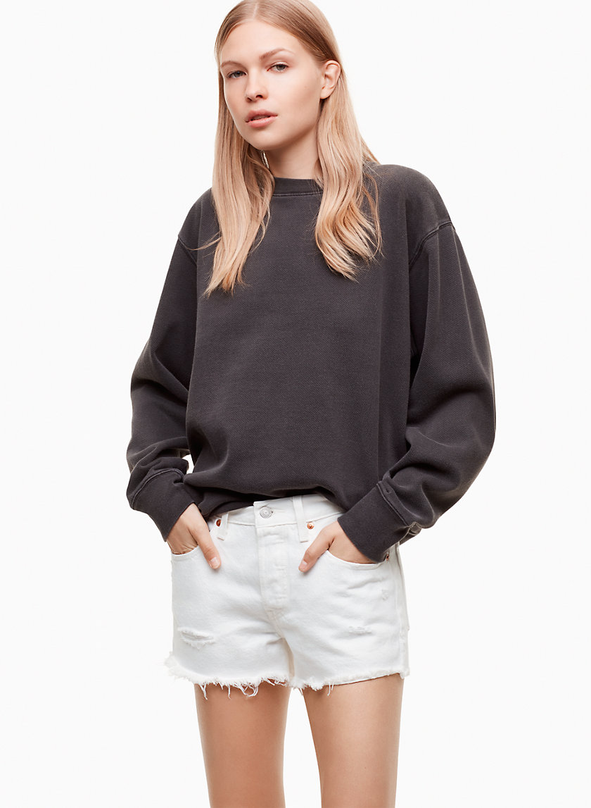 Levi's 501 SHORT W/THE BAND | Aritzia