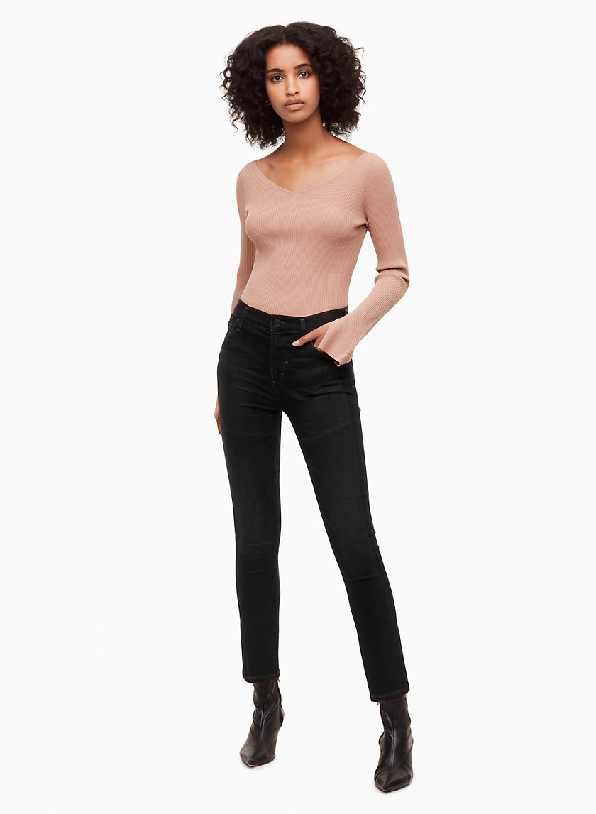 Citizens of Humanity ROCKET CROP SHADOW | Aritzia