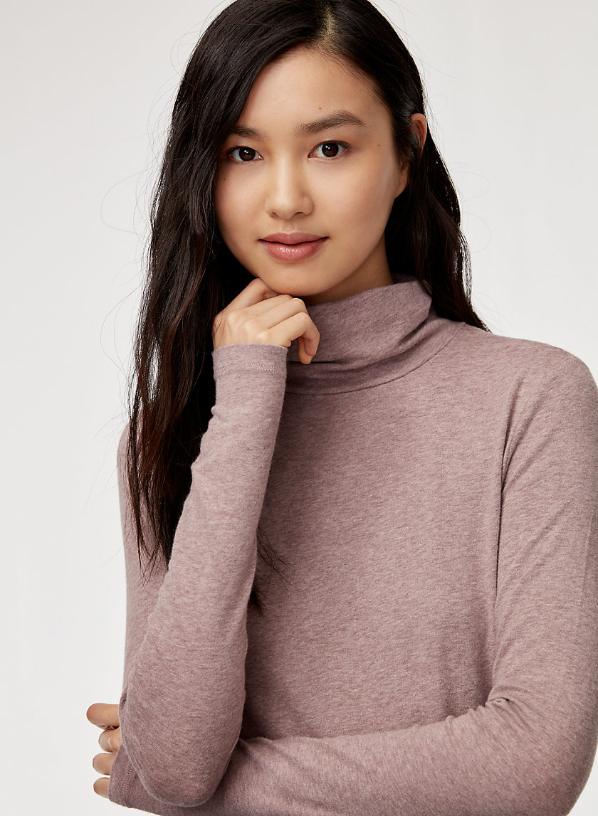 The Group by Babaton BLAIR TURTLENECK | Aritzia