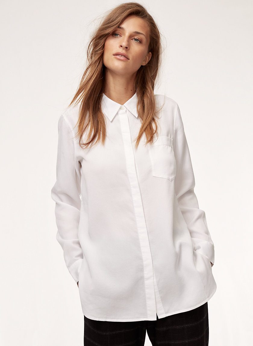 RENO SHIRT - Classic button-down shirt