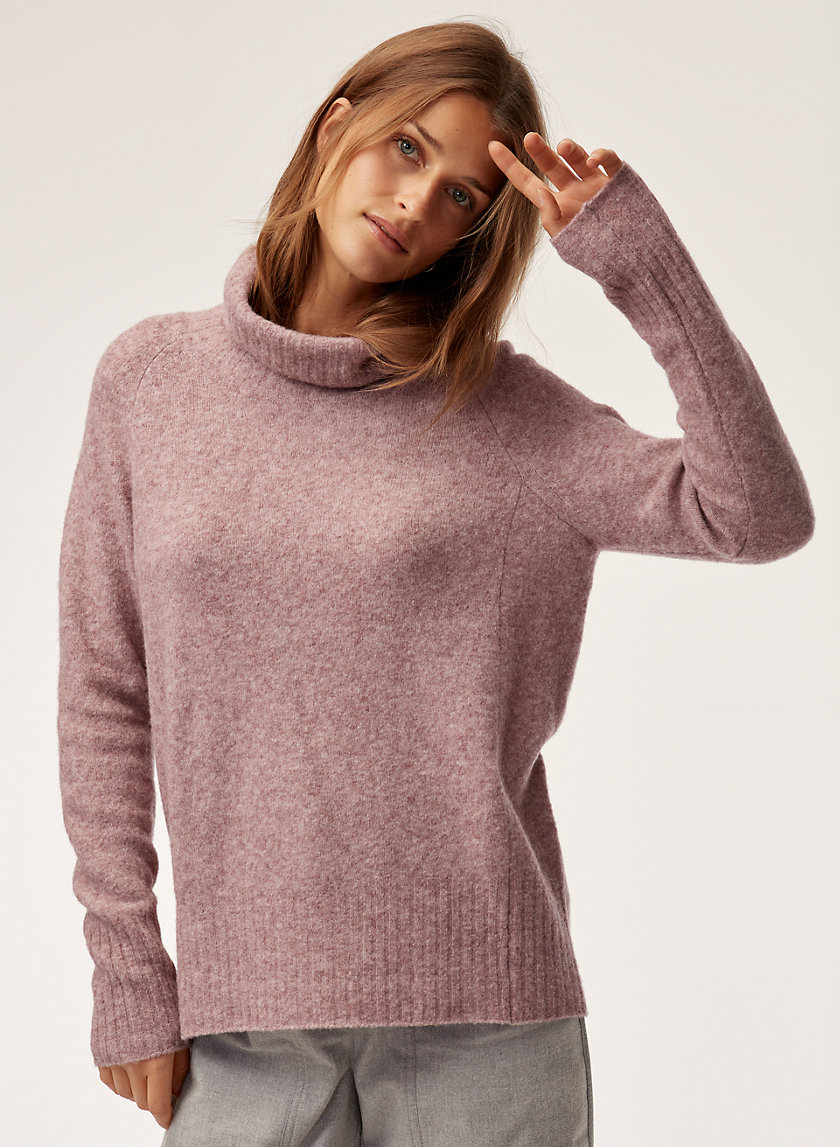 The Group by Babaton PLUTARCH SWEATER | Aritzia