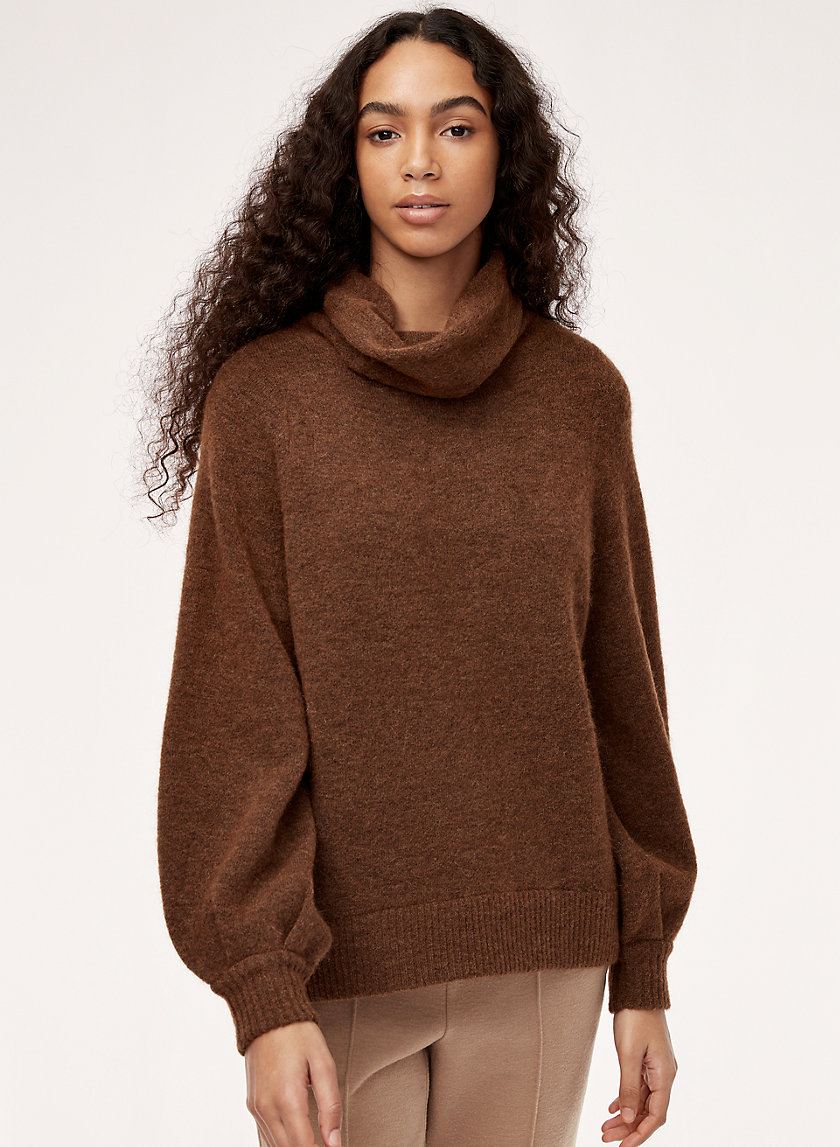 The Group by Babaton ADICHIE SWEATER | Aritzia