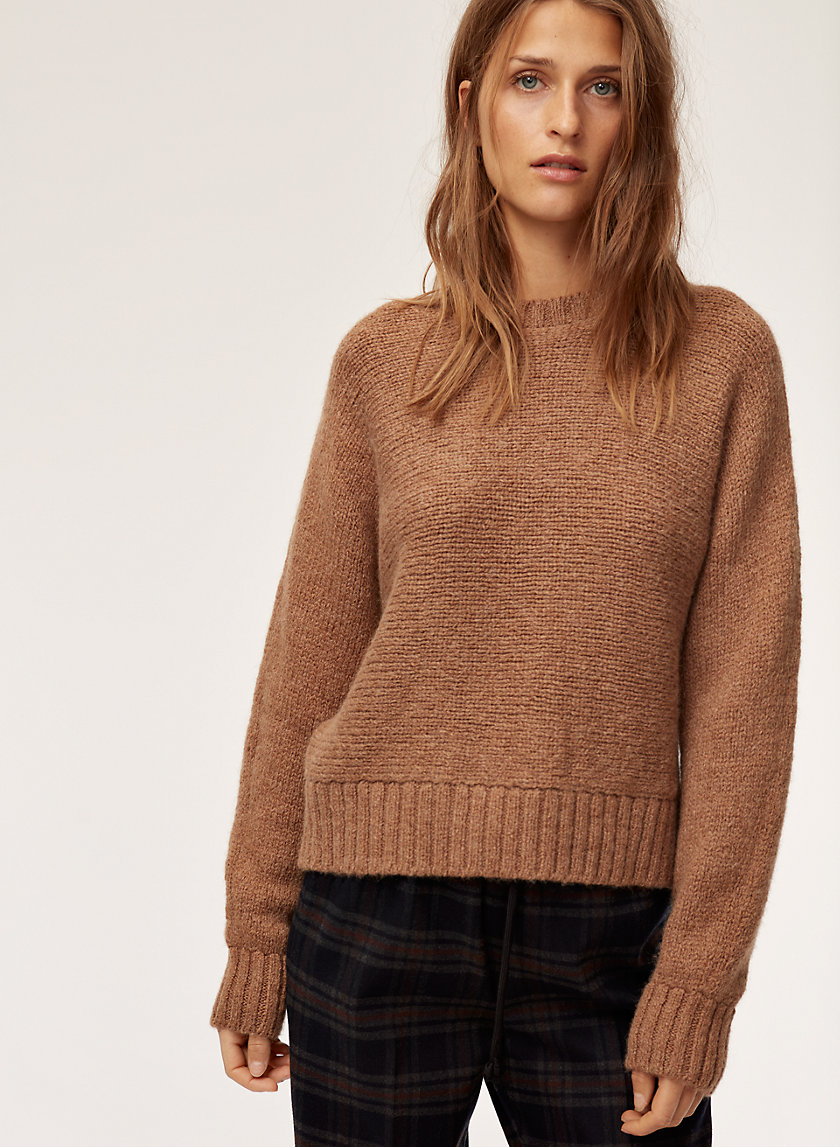 The Group by Babaton MAURIER SWEATER | Aritzia