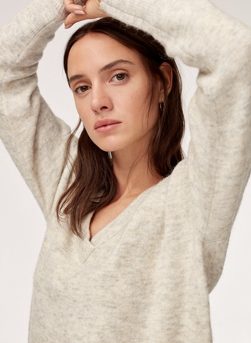 The Group by Babaton ALYSSA SWEATER | Aritzia