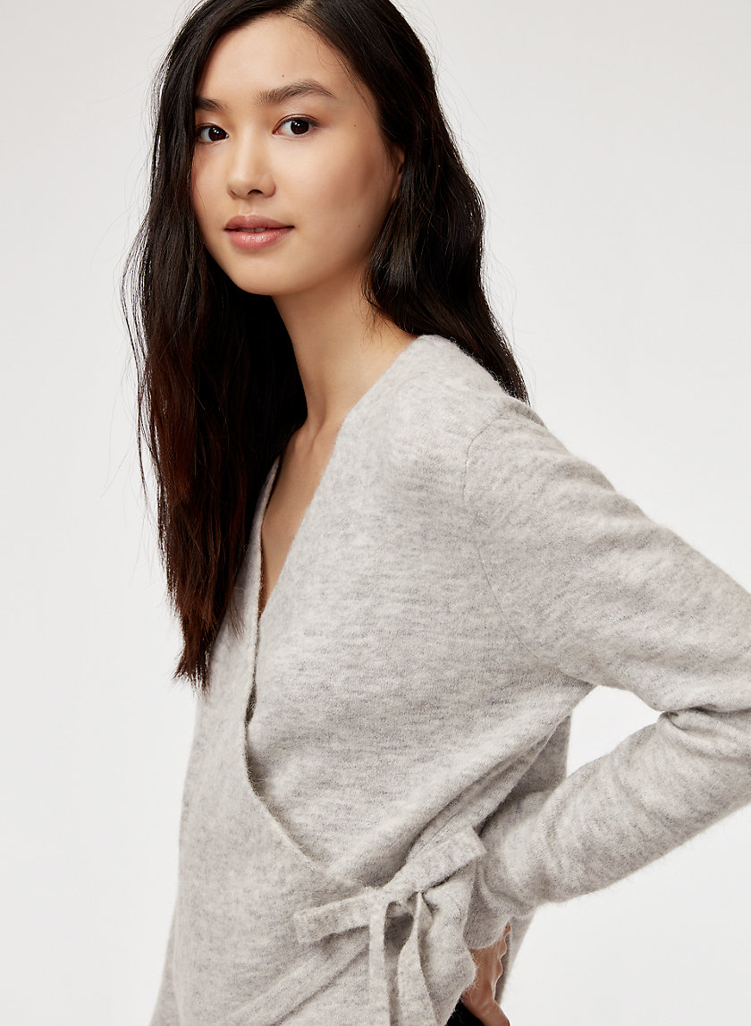 The Group by Babaton ELIZABETH SWEATER | Aritzia