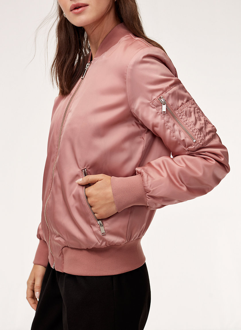 The Group by Babaton GILMAN BOMBER | Aritzia