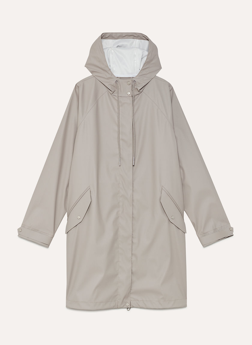 The Group by Babaton BILLIE RAIN JACKET | Aritzia