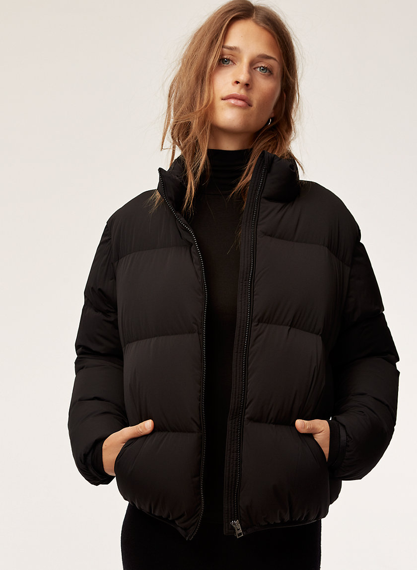The Group by Babaton PARK CITY PUFFER | Aritzia