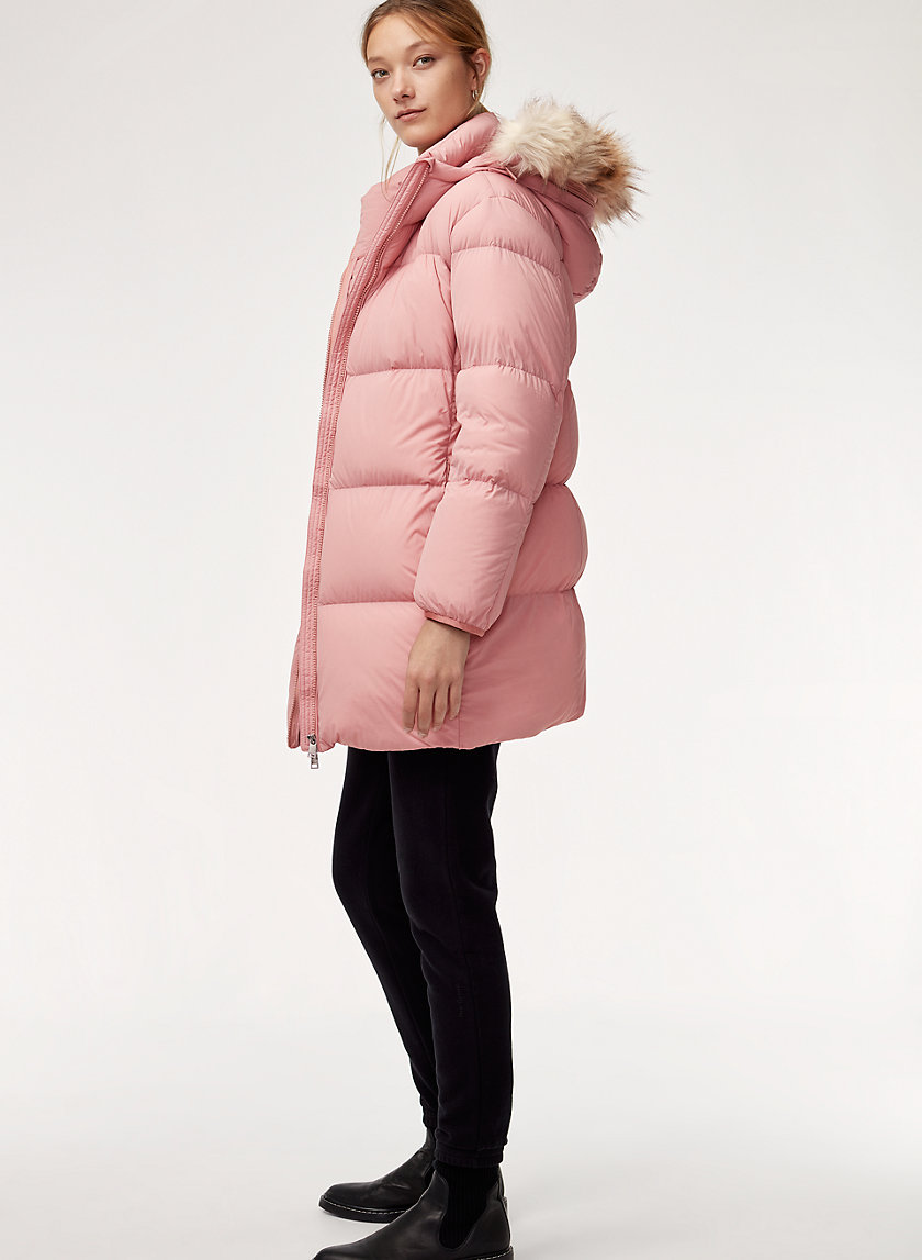 The Group by Babaton PARK CITY MID PUFFER | Aritzia