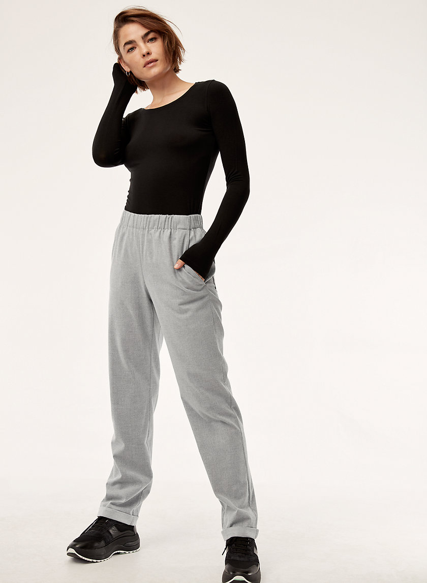The Group by Babaton SHANLEY PANT | Aritzia