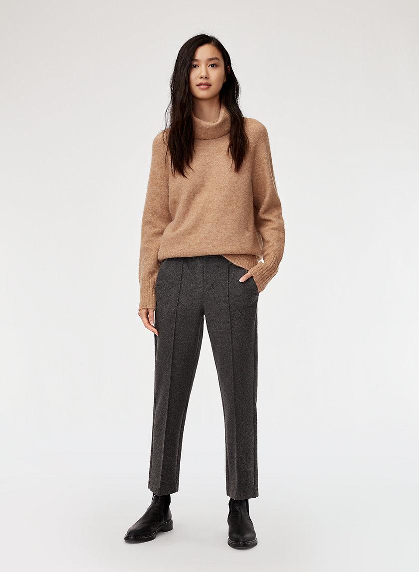 FITZGERALD PANT - Ponte dress pant