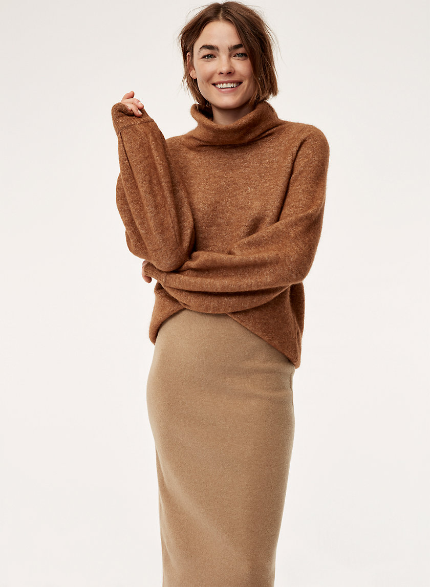 The Group by Babaton JOHAN SKIRT | Aritzia