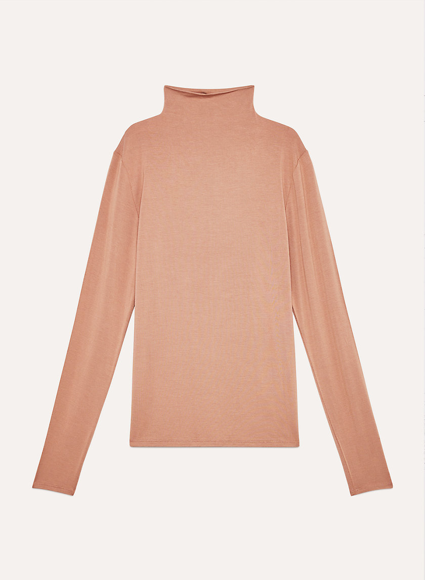 LARRY T-SHIRT - Long-sleeve, turtleneck t-shirt