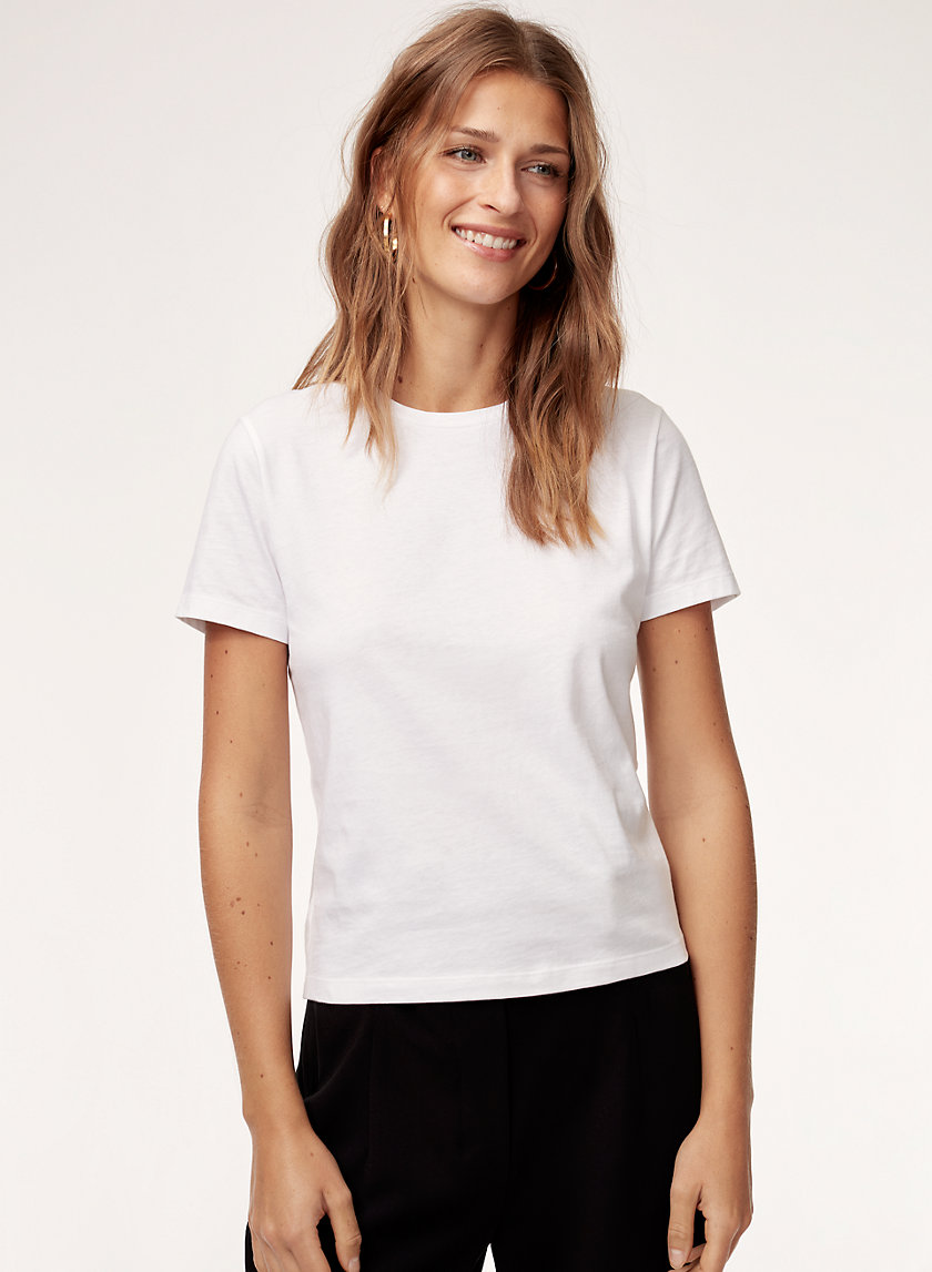 DILLON T-SHIRT - Soft cotton t-shirt