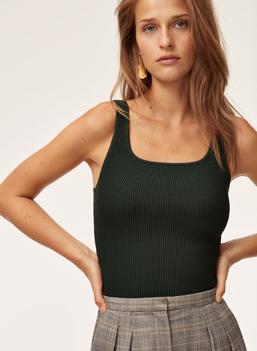 Babaton ARJUN KNIT TOP LONG | Aritzia