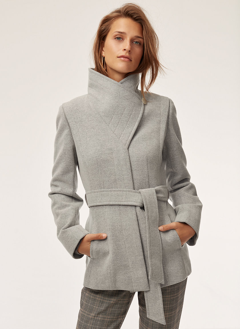 Babaton SPENCER COAT | Aritzia