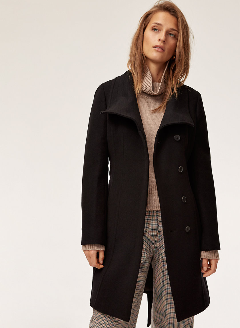 Babaton CONNOR WOOL COAT | Aritzia