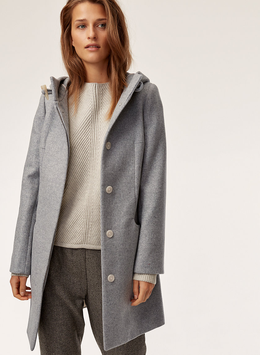 Babaton PEARCE WOOL COAT | Aritzia