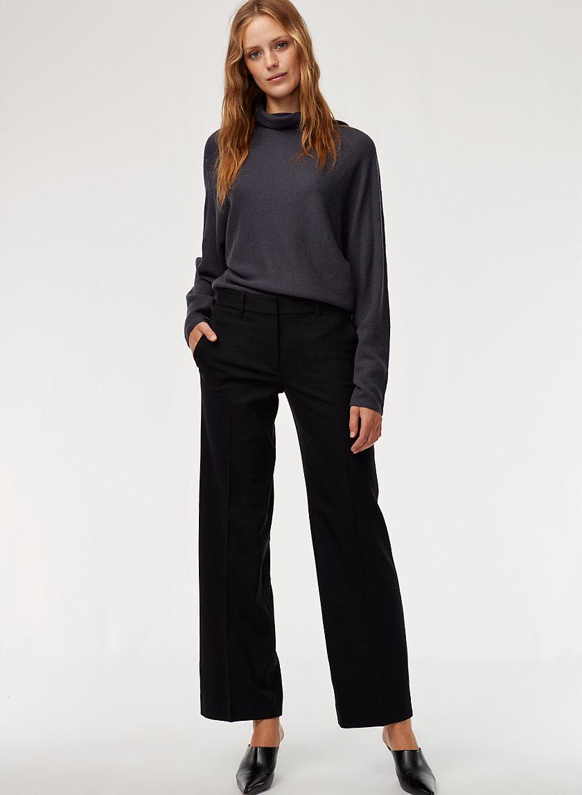 MALCOM PANT - Wide-leg dress pant
