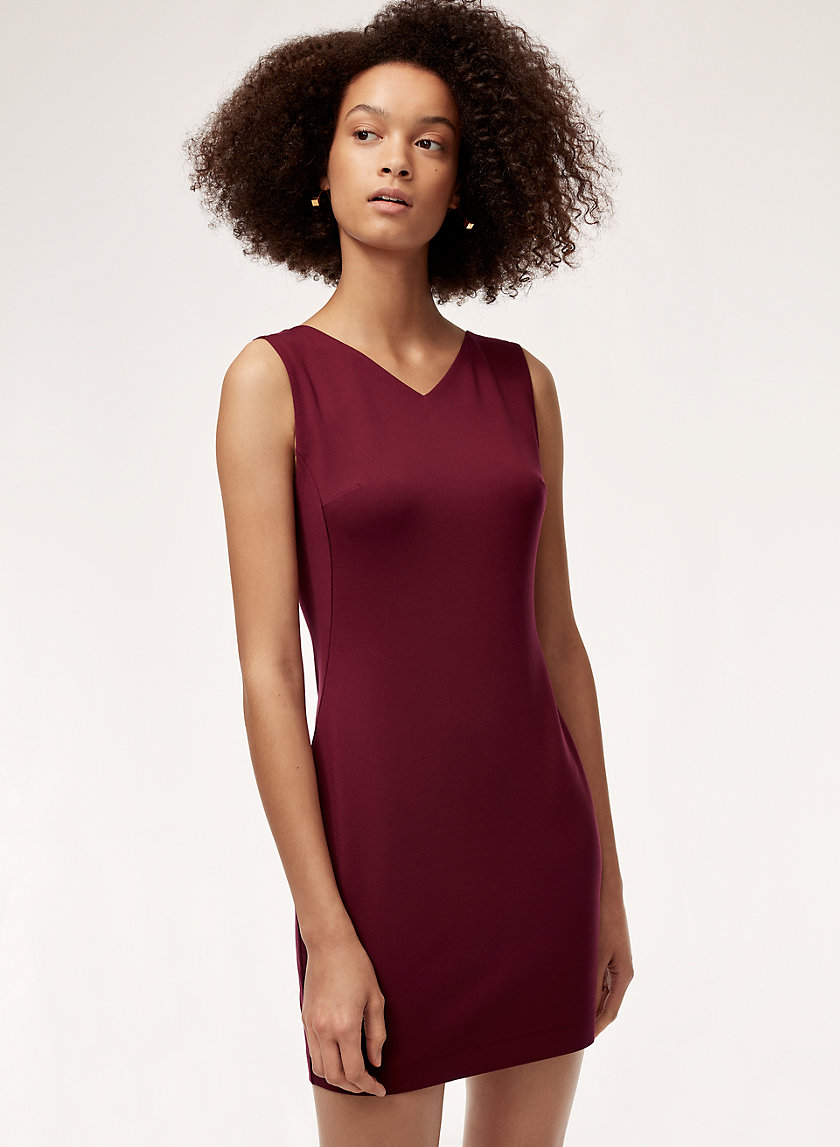 Babaton LOUIS DRESS | Aritzia