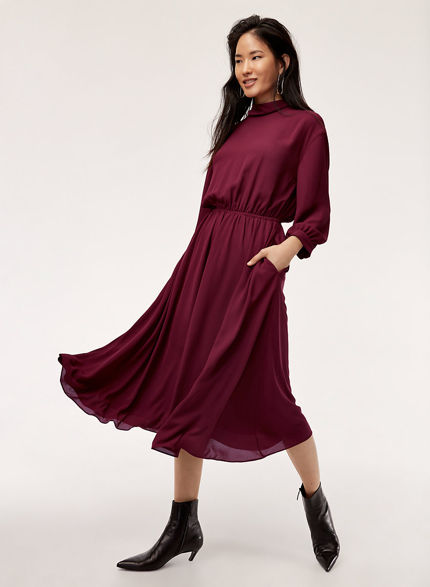 Babaton LUKE DRESS | Aritzia