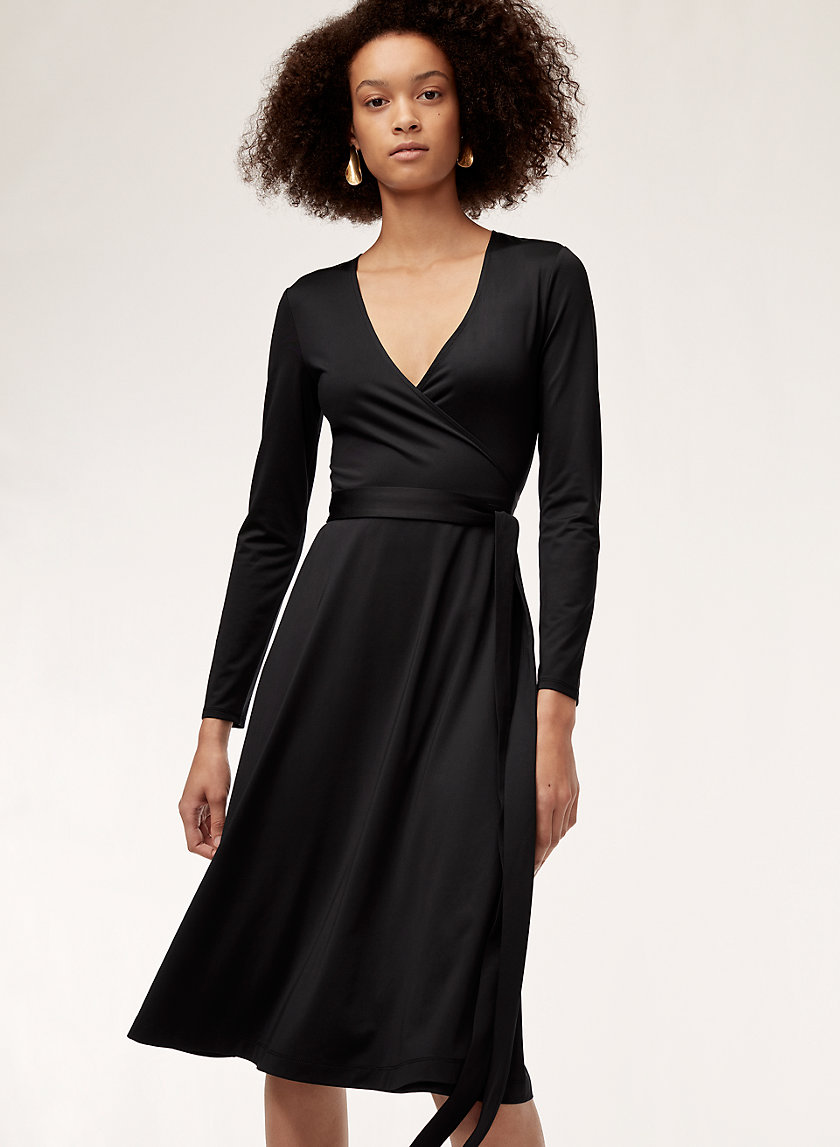 Babaton TYLER DRESS | Aritzia