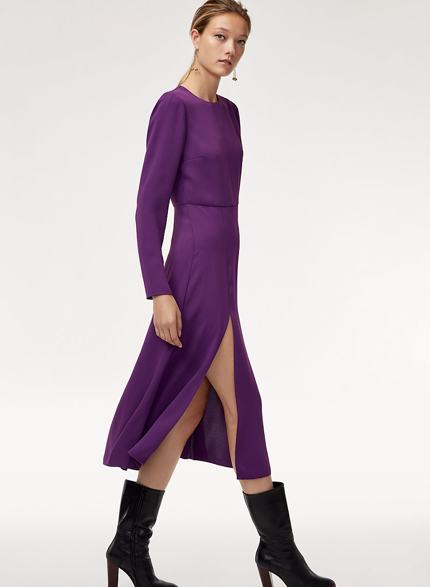 Babaton MAXWELL DRESS | Aritzia