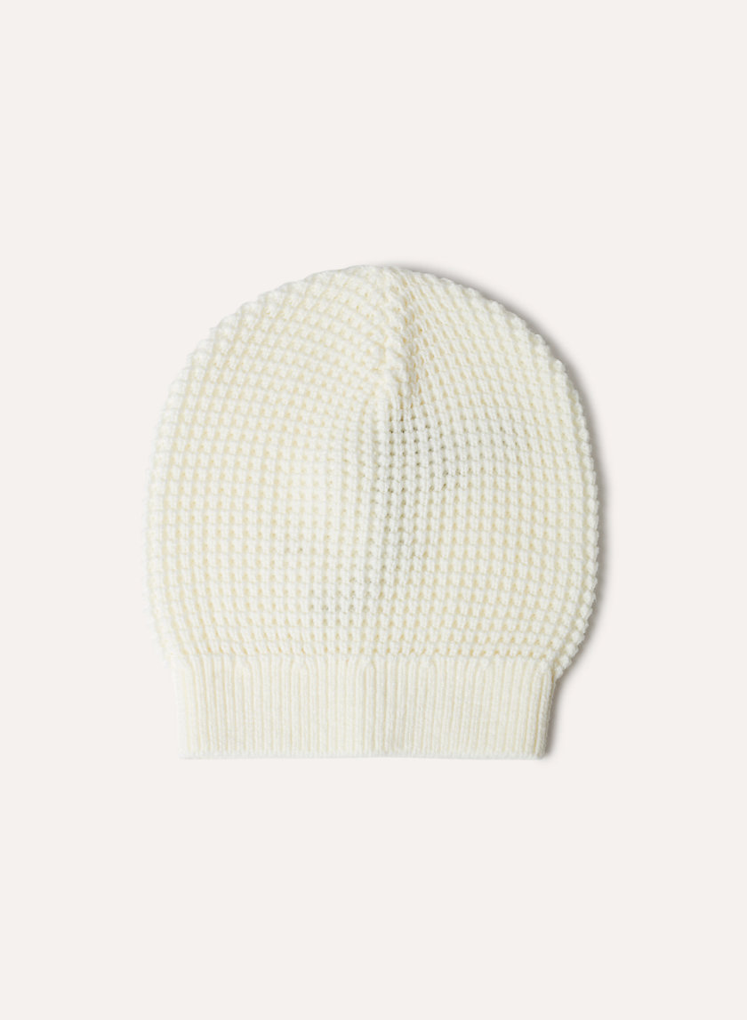 KIIRA BEANIE - Slouchy knit beanie
