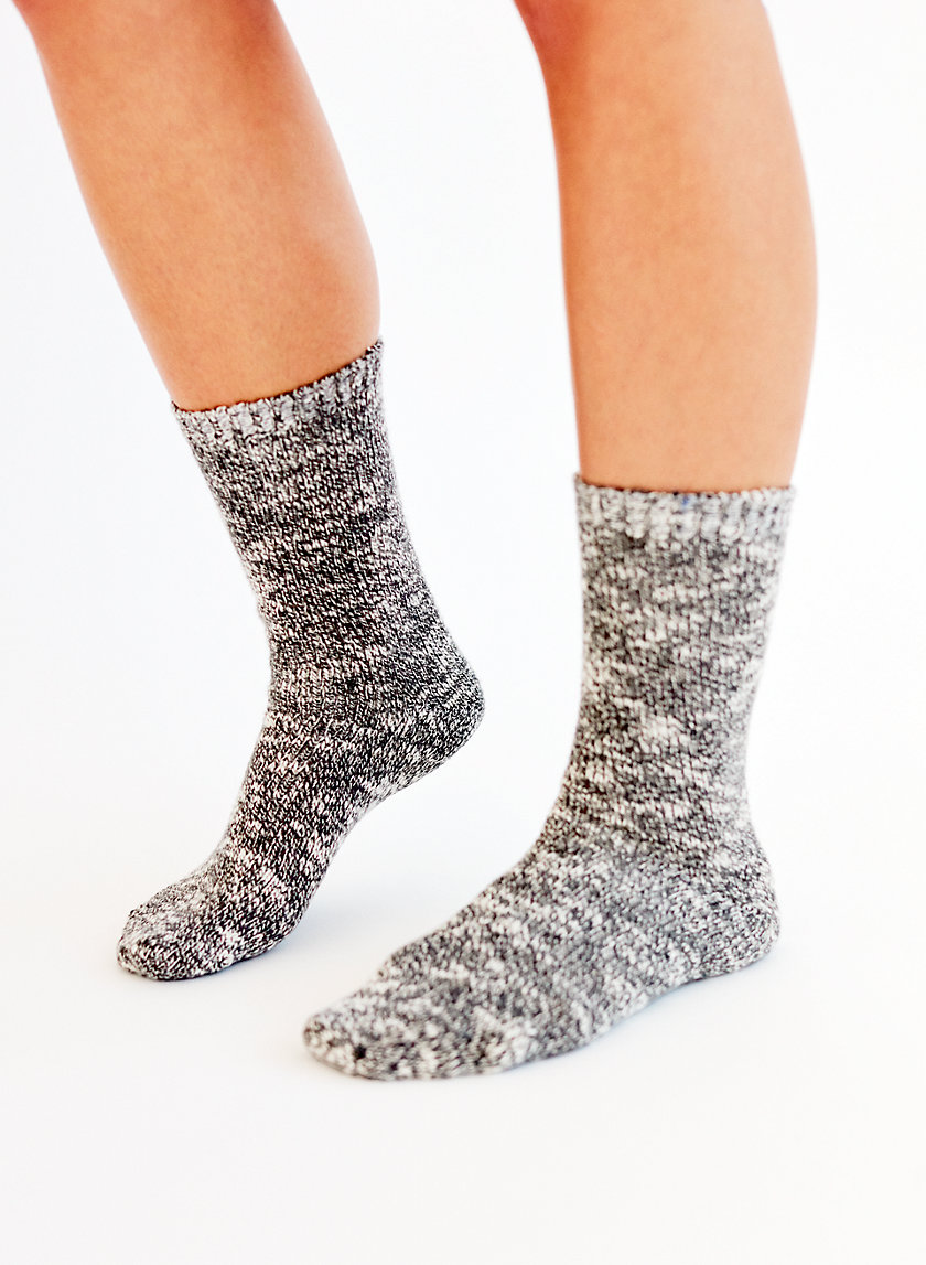 Main Character COZY BOOT SOCK | Aritzia