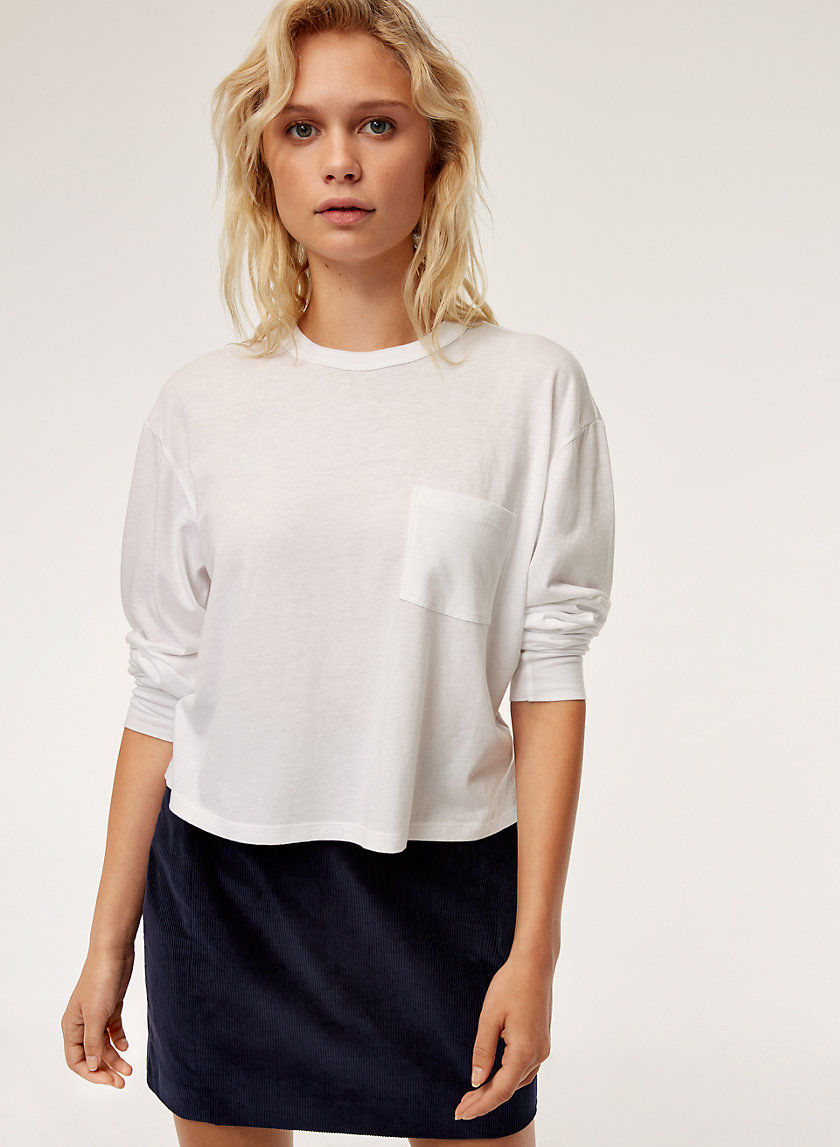Sunday Best LISBETH T-SHIRT | Aritzia