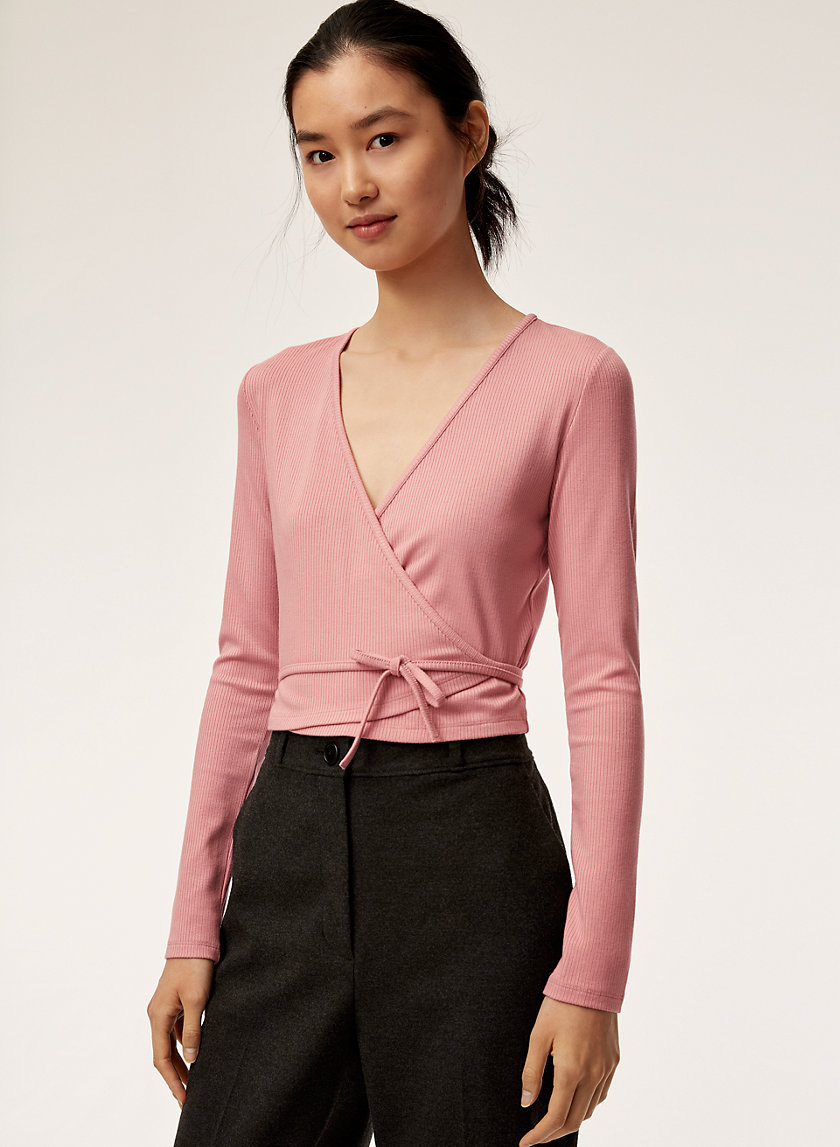 Sunday Best SCOUT TOP | Aritzia