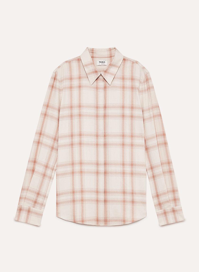 CLASSIC SHIRT - Button-down, plaid shirt
