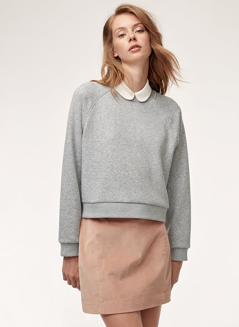 Sunday Best ELLE SWEATER | Aritzia
