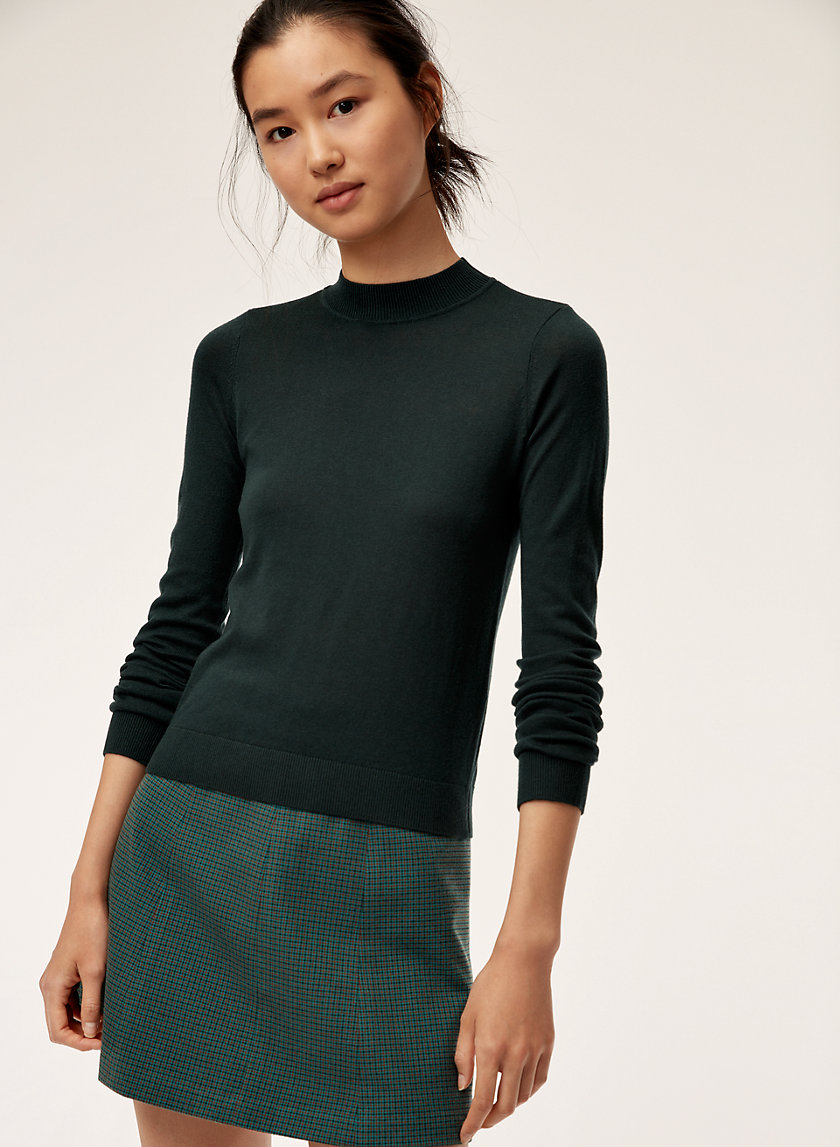 Sunday Best ARGO SWEATER | Aritzia