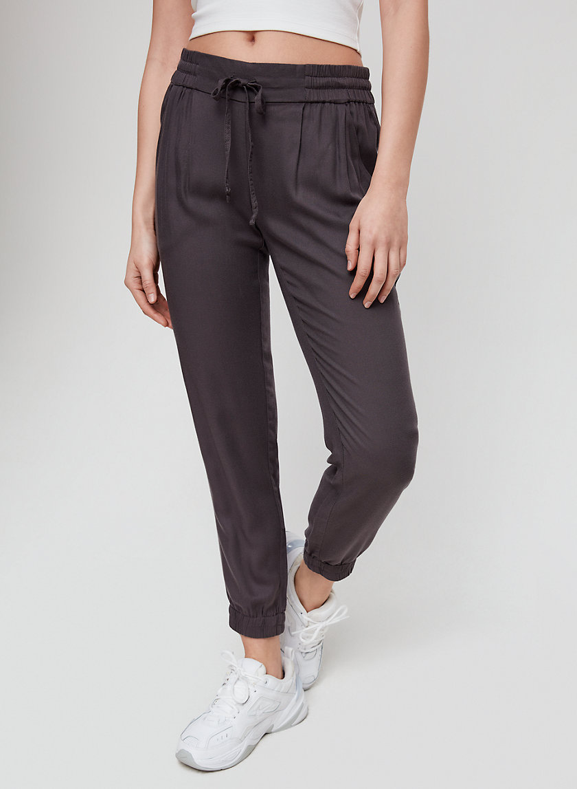 LOS FELIZ PANT - Drawstring joggers with pockets