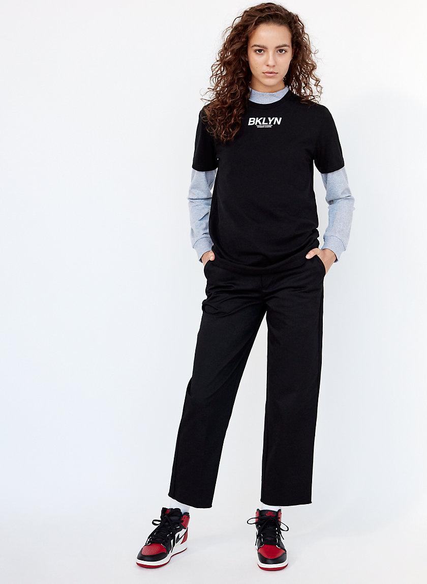 RHYOLITE T-SHIRT - City printed graphic t-shirt