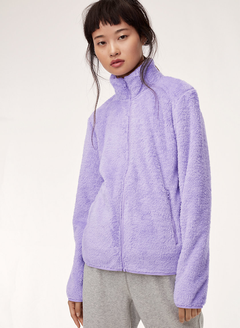 Tna THE TEDDY MOCK NECK | Aritzia