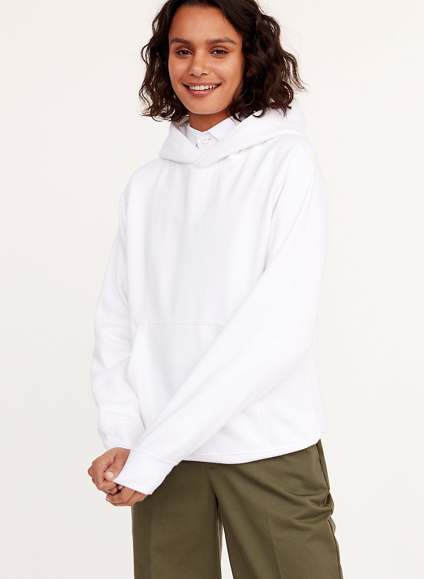 Tna PERFECT LIGHT HOODIE | Aritzia