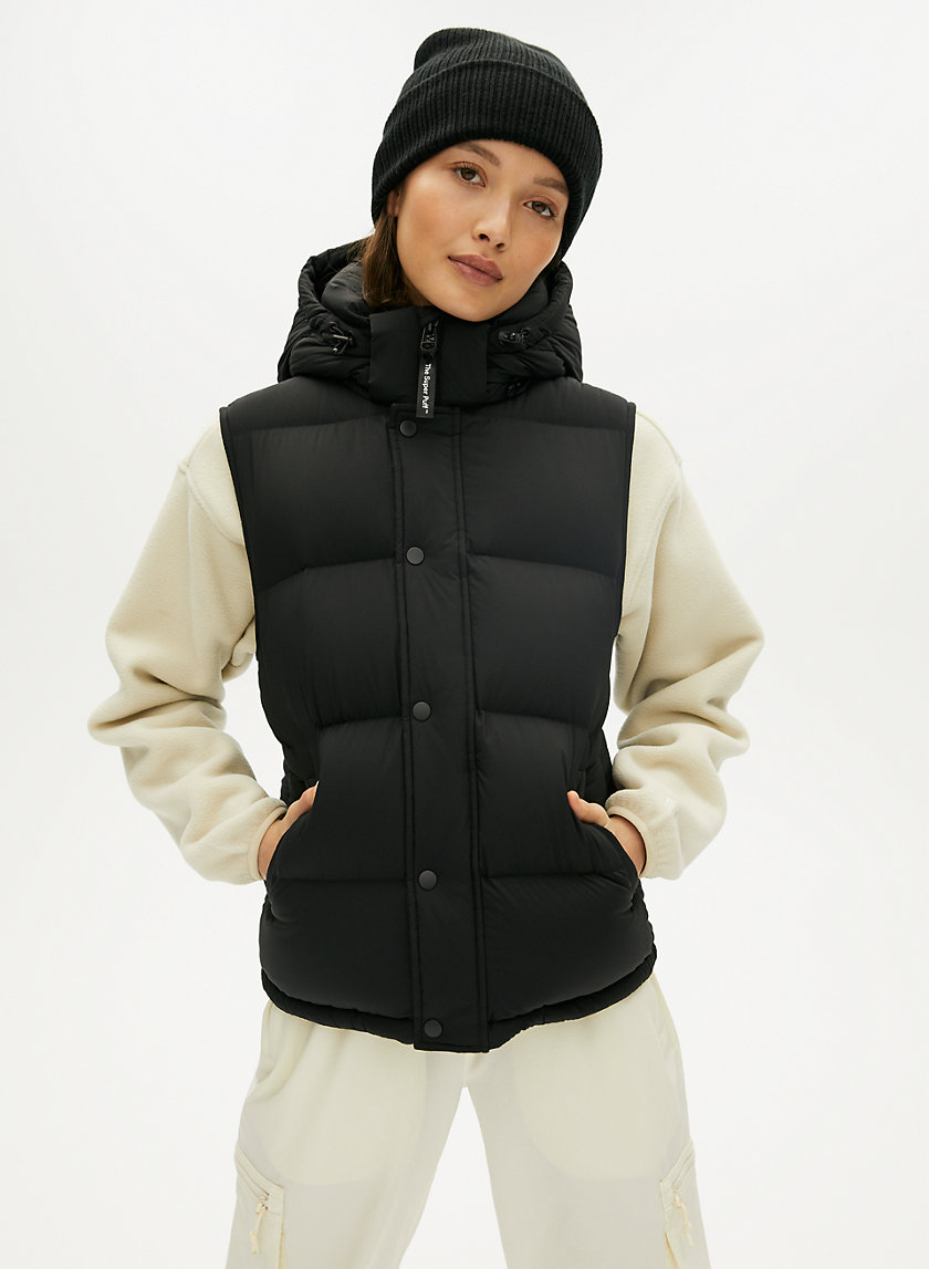 Tna THE SUPER PUFF VEST | Aritzia