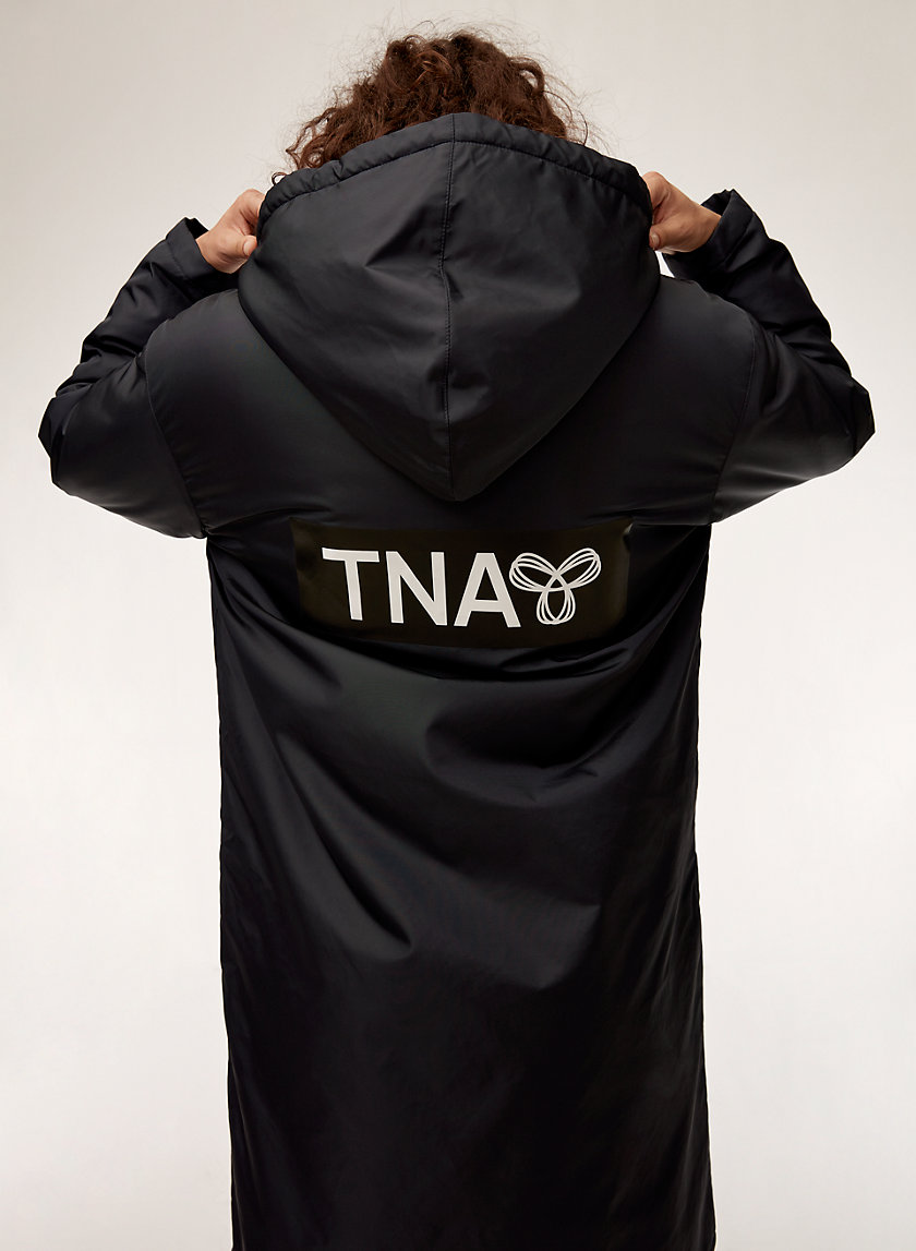 Tna THE STADIUM JACKET | Aritzia