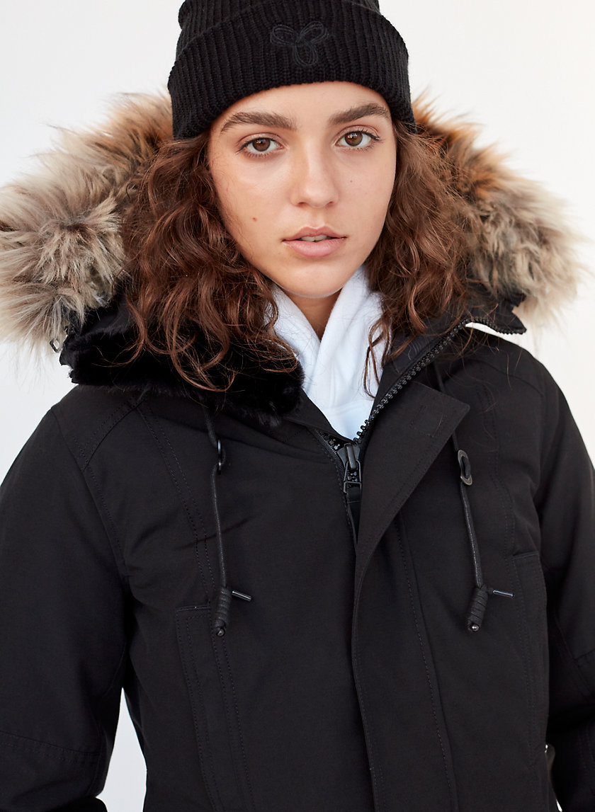 LARSEN PARKA - Waterproof, windproof, goose-down parka