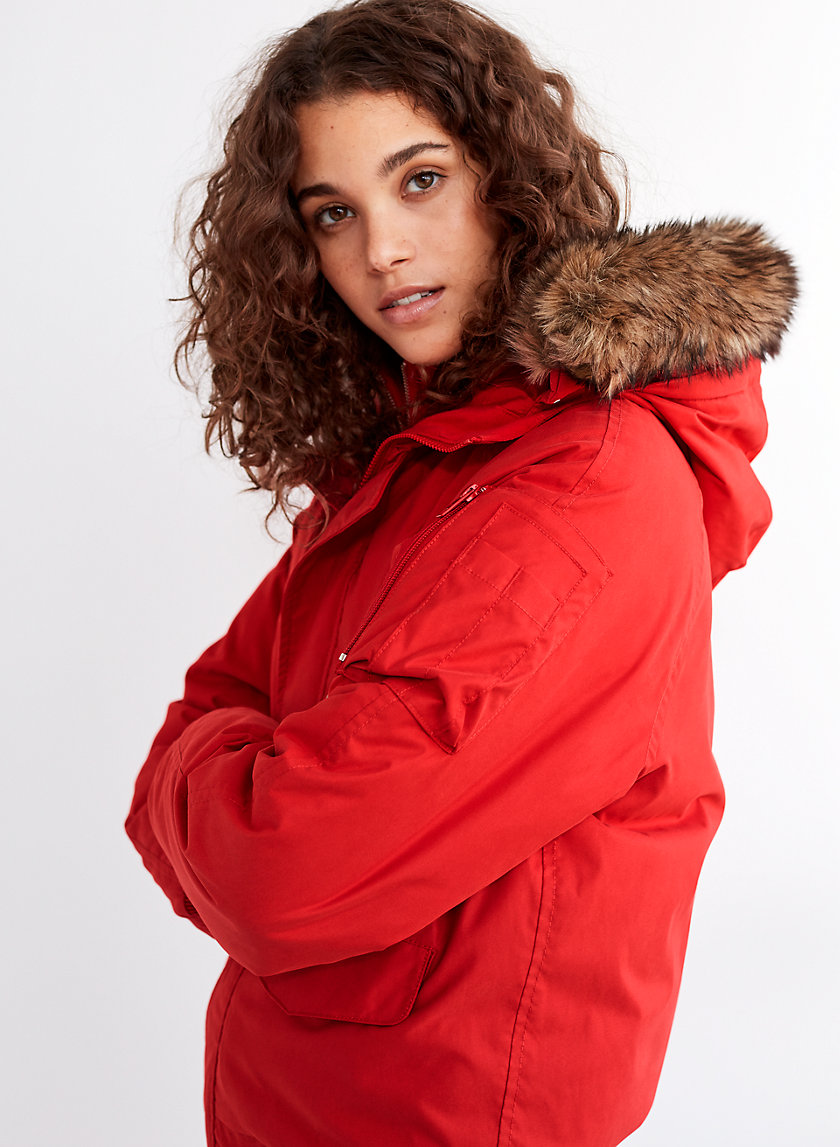 CORTINA PARKA - Waterproof, windproof, goose-down parka