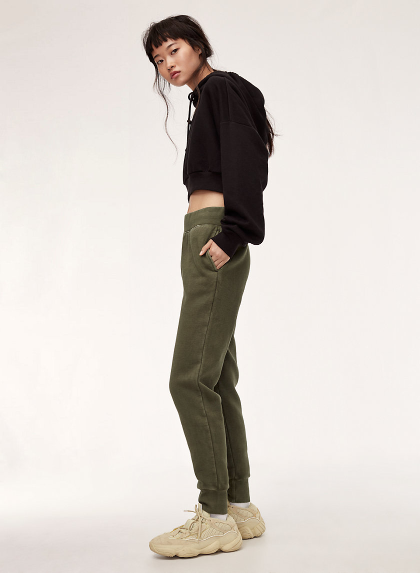 THE PERFECT JOGGER - Slim-fit sweatpant